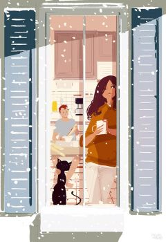 One more snow day. by PascalCampion
