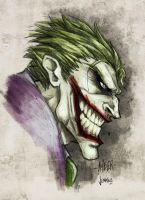 The Joker by RecklessHero