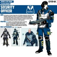 Security Officer|Brink by Pino44io