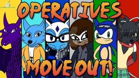 Operatives Outro (Req art) by KizunaDragonWolf