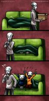 I suppose it was kinda funny by Skellyd00d