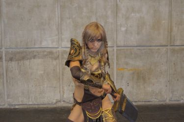 Illyne Tiphaine Japan Expo 2014 by mopiou