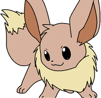 kota's jolteon as a eevee by akarifan25