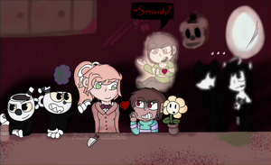 Welcome to the 'I Turned Evil' Club! by Rosebudz99