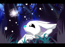 Ori and Sein by TheEnthusiasticWolf