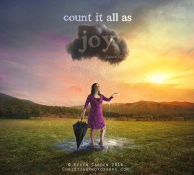 Count it all as joy by kevron2001