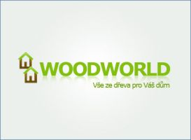 Woodworld logo by Lifety