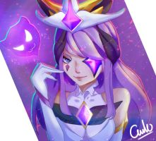 Star Guardian Syndra by sleipneir