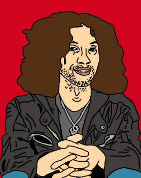 Danny Sexbang Portait by zombiebeast