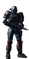 Reach SPARTAN 9-10 by COD-Halo