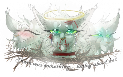 Needletail Tribute (Warrior Cats) by WarriorCat3042