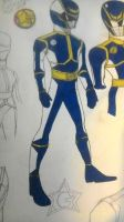 Some Blue dude... by DynamicSavior