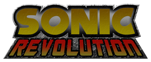 Sonic Revolution Logo by HewyToonmore