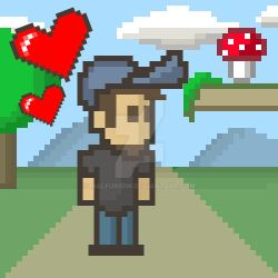 Adventures in 8-Bit  - 'Love at first byte' by Malfuriion