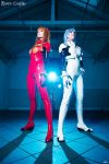Asuka and Rei by Rinaca-Cosplay
