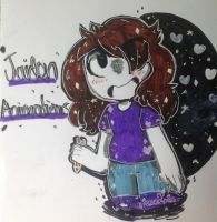 Jaiden Animations  by arieeses-pieces