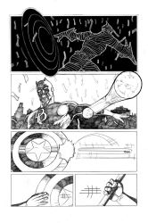 MARVEL SAMPLE PAGES PART II by pfab