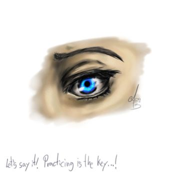 Eye color test by Tyliss
