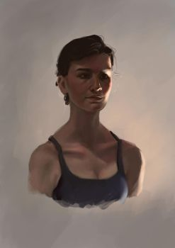 light study by Darkalia
