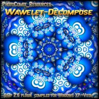 GIMP Wavelet- Decompose Win by photocomix-resources