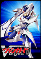 Cardfight Vanguard PaladinSLIP REDO by promguy