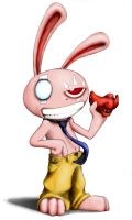 Lapin Lecter by zero-scarecrow13