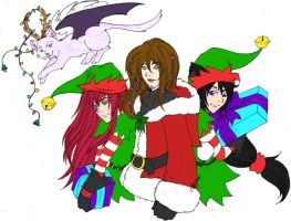 Elysian Chirstmas by TempestChime