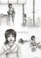 Katana of Gion ~The Wounded Past (page 2) by CristianaLeone