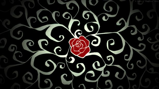 Rose Wallpaper by Rebechan
