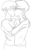 Harry And Cedric - Random Kiss by Cammerel
