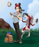 Pokemon Commission_Markiplier