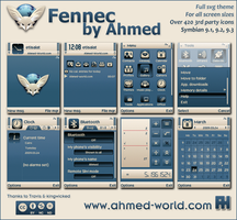 Fennec by Ahmed by AhmedWorld