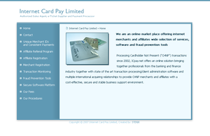 Internet Card Pay by stankoff