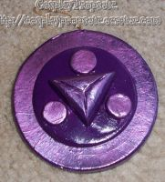 OoT Sage Shadow Medallion by CosplayPropsEtc