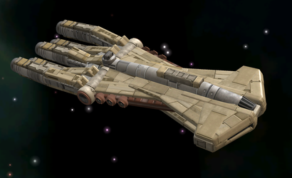 Paladin class corvette by C-B-Liberty