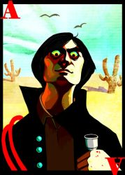 A is for ANTON CHIGURH by Buuya