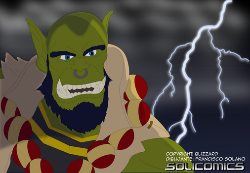 Thrall by Solicomics