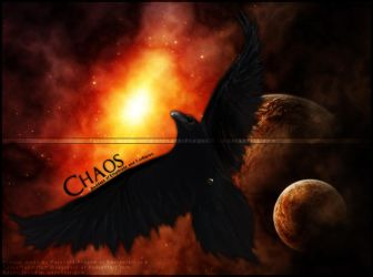 Primordial Deities: Chaos by Paranoid-Plague