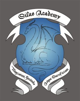 Silas Academy Crest by ReficulNatas