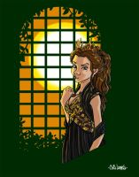 Margaery Tyrell - Princess of Thornes by Chris-Yop-Lannes