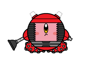 Kirby Who: Drone Dalek (2010 - Current) by Kirby-Force