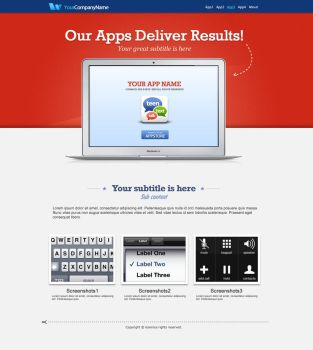 concise deliver results apps collection by iconnice