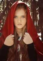 Red Riding Hood 7 by BarbaraMincedmeat