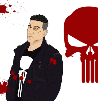 The Punisher by FabledAnecdote