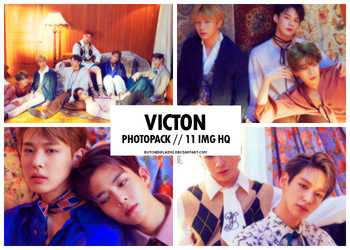 Victon - photopack #04 by butcherplains