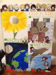Hetalia Earth Day Project by CreekWhereSnowFalls