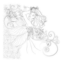 Fairy design by Ayhe