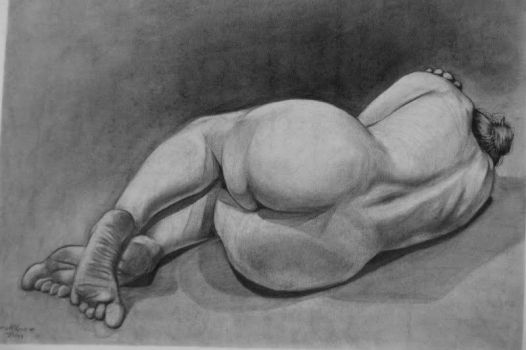 Life Drawing Final by cryforequanimity
