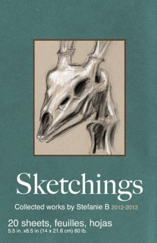 Sketchings 2012-13 by Jadiekins