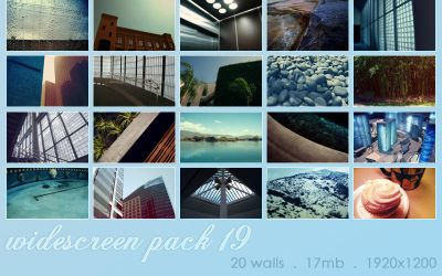widescreen pack 19 by ether